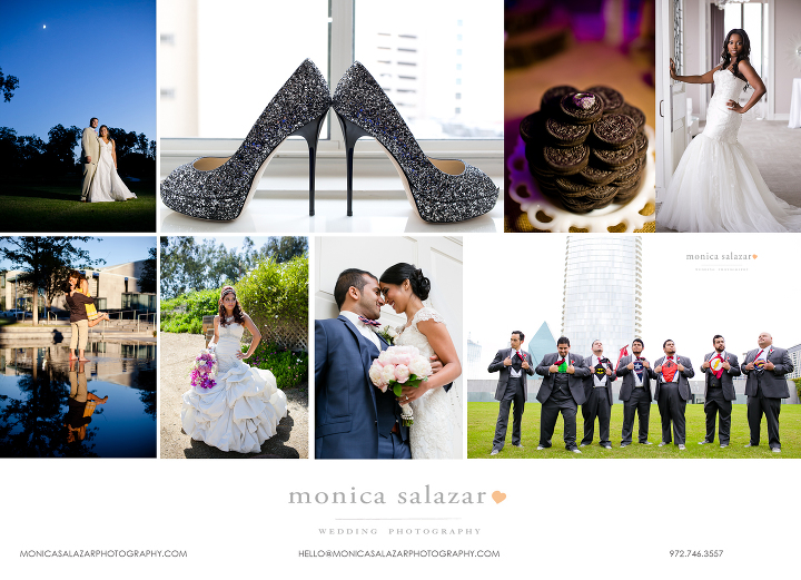 Dallas Fort Worth wedding photographers blog and photographs